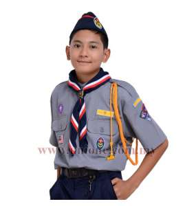 SHORT SLEEVES SCOUT UNIFORM (U361)