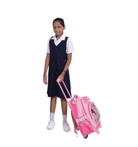 PRIMARY SCHOOL GIRL PINAFORE (U102)