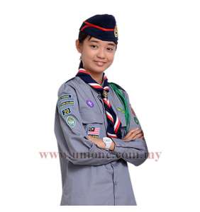 LONG SLEEVE SCOUT UNIFORM (U362)